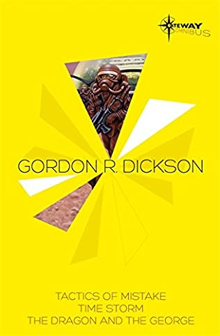 book cover of Gordon R Dickson SF Gateway Omnibus
