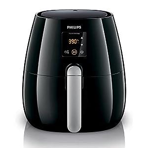 Philips Viva Digital Airfryer - Black - HD9230/26 (Certified Refurbished)
