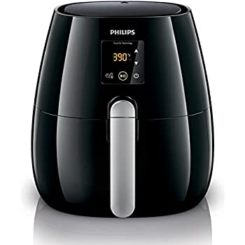 Amazon.com: Philips Starfish Technology XL Airfryer, Digital ...