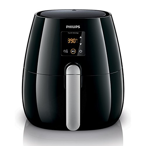 Philips Viva Digital Airfryer HD9230/26 (Renewed)