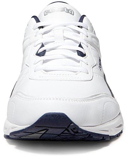 Tesla Heren Active Sports Hardloops Sneaker Veterschoenen L610 Z1-tf-l610-wny