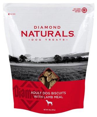 Amazoncom Diamond Pet Foods Natural Lamb Meal Dog Biscuits 16 Oz