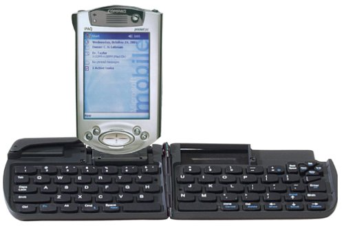 UPC 021331104472, iConcepts Portable Keyboard for Compaq iPAQ (3800/3900 series)