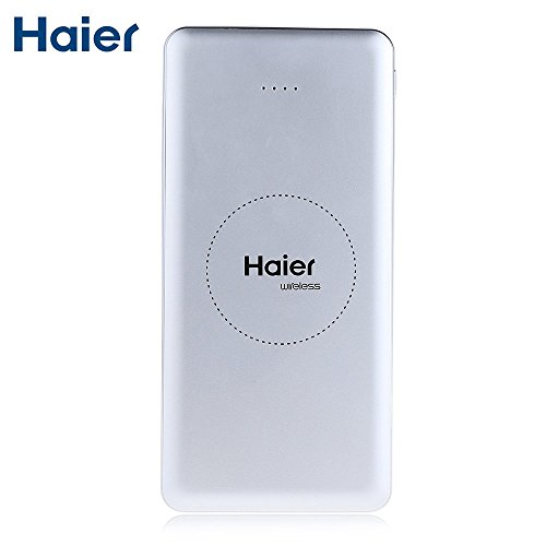 Haier Wireless Charging Portable 8000mAh