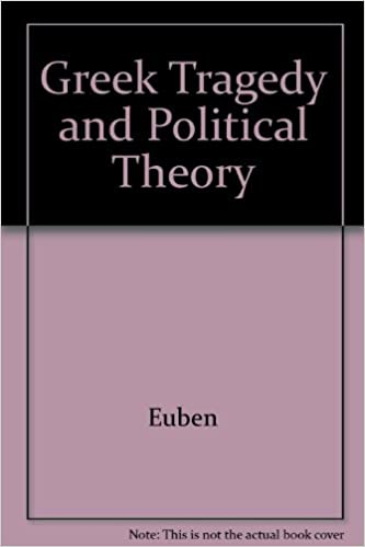 Greek Tragedy and Political Theory