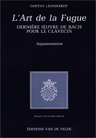 Leonhardt lart de la fugue (French Edition) Leonhardt lart de la fugue (French Edition)