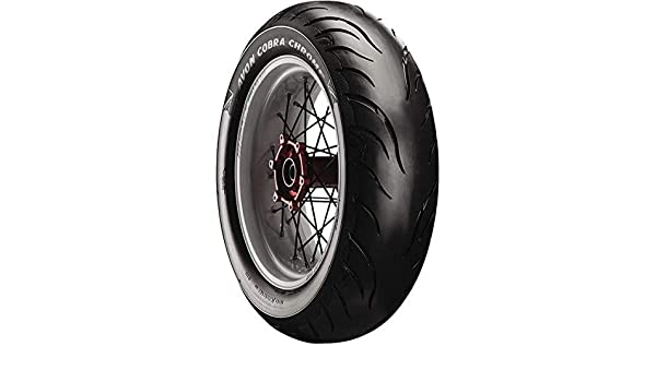 170//70R-16 Avon AV92 Cobra Chrome Radial Rear Tire
