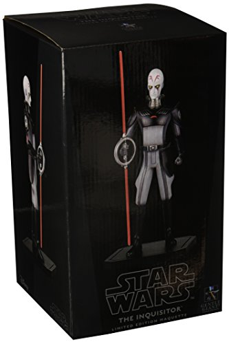 Gentle Giant Maquettes - Gentle Giant Studios Star Wars Rebels: Inquisitor Maquette Statue