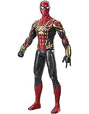 SPIDER MAN 3 12IN TITAN HERO SPY