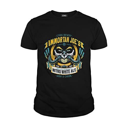 Men's Immortan Joe's Nitro White Ale T-Shirt (XL, ()