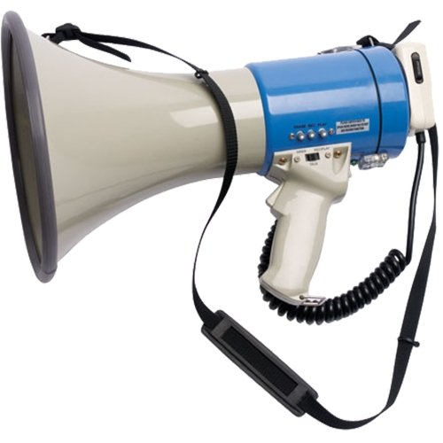 BSN Sports 800 Yard Voice Recording Megaphone by BSN