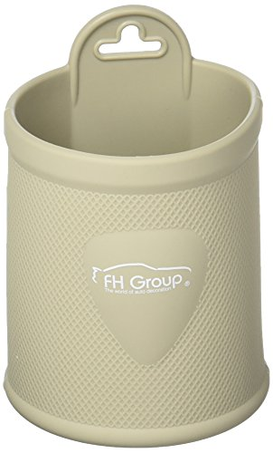 Gti Cup Car - FH Group FH3021BEIGE Beige Silicone Dash/Vent Mounted Cup Holder (Smartphone Iphone, Galaxy Coin Grip)