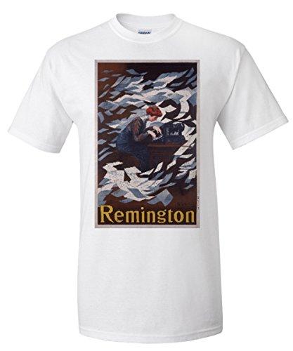 Remington Vintage Poster (artist: Cappiello) France c. 1910 - Remington Park