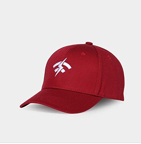 New Outdoor Men s Baseball Cap Korean Embroidery Hat Ladies Cotton ... cfd57f6b8c0