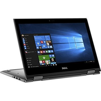 "10. 2018 Dell Inspiron 13.3"" 2 in 1 FHD IPS Touchscreen Business Laptop/tablet, Intel Quad-Core i7-8550U 16GB DDR4 256GB SSD MaxxAudio Backlit Keyboard 802.11ac Bluetooth HDMI Webcam Win 10"