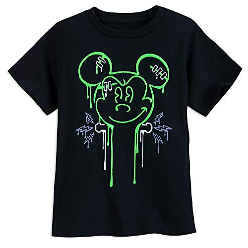 Disney Mickey Mouse Halloween T-Shirt for Kids Size XXS (2/3) -