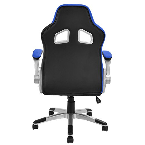 417DNoAVQtL - Giantex-Executive-Racing-Chair-PU-Leather-Bucket-Seat-Gaming-Chair-Desk-Computer