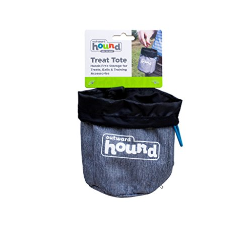 Kyjen Outward Hound Treat n' Training Bag Blue ()