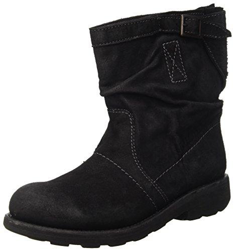 Bikkembergs Vintage 716 Low Boot W Suede, Zapatillas Altas para Mujer Gris