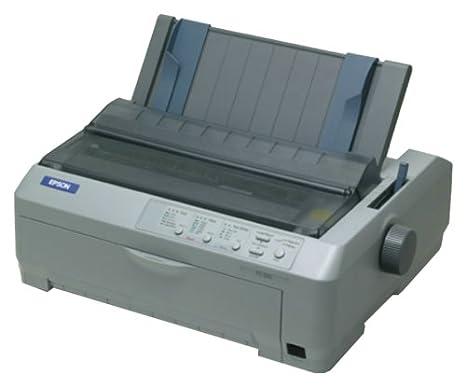 Epson FX 890 - Impresora Matricial Blanco y Negro: Amazon.es ...