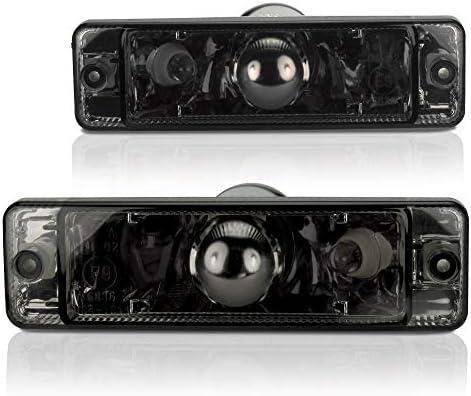 Jom Car Parts Car Hifi Gmbh 80001 Frontblinker Blinker Mit Standlichtfunktion Klarglas Schwarz Auto