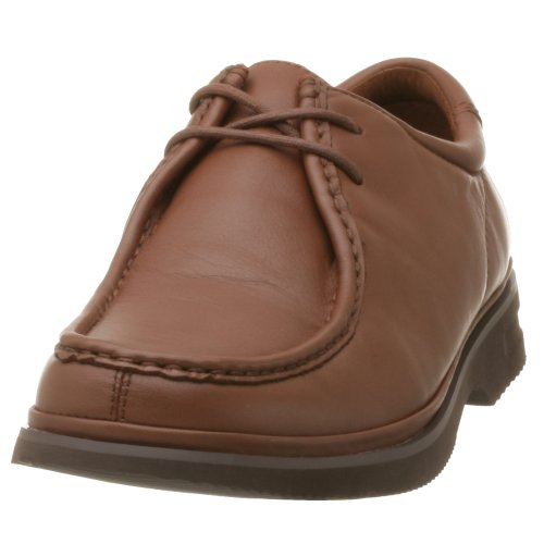 Flors Mens Fairbanks Spets-up Cognac