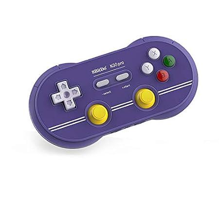8Bitdo N30 Pro 2 Bluetooth Gamepad (C Edition) - Nintendo Switch