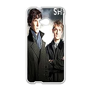 Malcolm sherlock Phone Case for HTC One M7