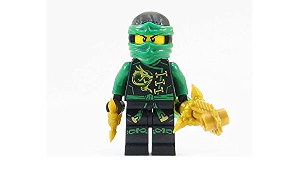 LEGO® Ninjago Minifigure - Lloyd Skybound with Dual Gold ...
