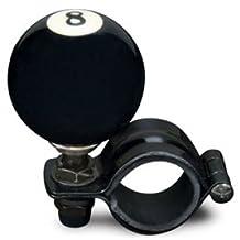 8 Ball Semi-Truck Steering Wheel Spinner Knob