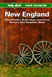 Lonely Planet New England, Tom Brosnahan, 0864422652