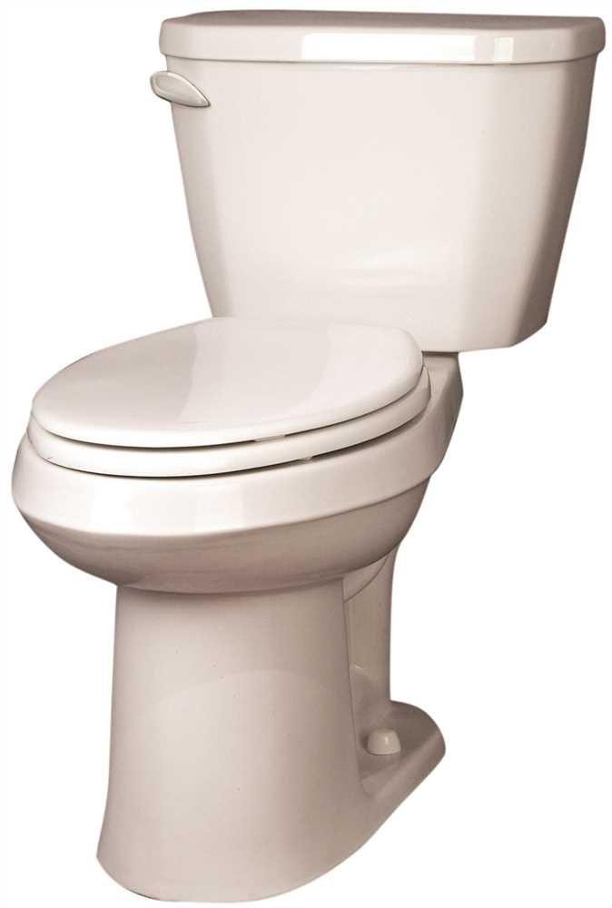 Gerber Ultra Flush Siphon Jet Tank White - Two Piece Toilets ...