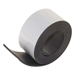 Magnético bandas adhesivas 750x 25x 2mm