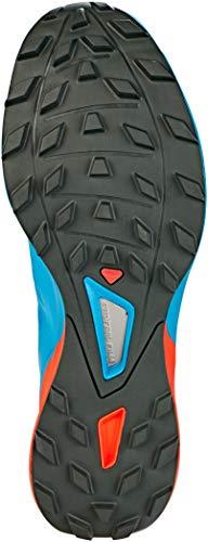 rosso Trail 3 9 Pro Salomon 10 Scarpe Da Sense 44 5 Corsa Uk Blu Uomo Us Eu qEzqvwt