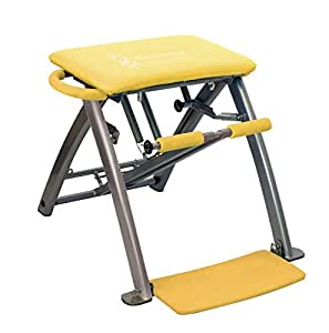 Pilates PRO Chair by Life's A Beach (Yellow)