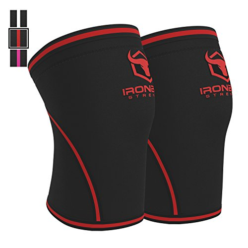 Knee Sleeves 7mm  - High Performance Knee Support Sleeve For