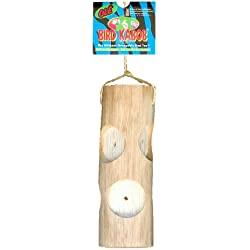 Wesco Pet Ole Bird Kabob Shreddable Bird Toy