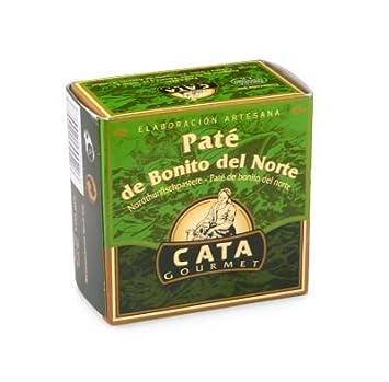 Amazon.com : Bonito del Norte Tuna Pate by La Tienda : Grocery & Gourmet Food