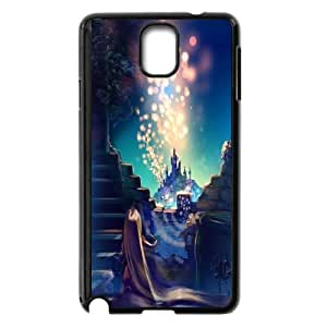 [H-DIY CASE] For Samsung Galaxy NOTE4 -Princess Tangled-CASE-14
