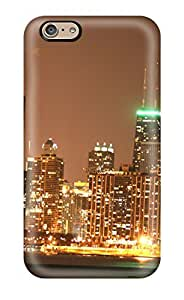 Iphone 6 Cover Case - Eco-friendly Packaging(chicago City )