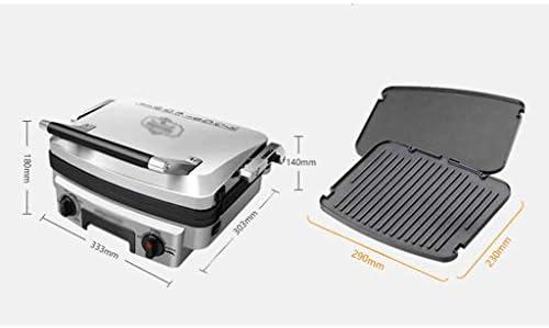 SHAAO Paquet avec Accessoire for gaufres - Comprend plaques de Gril et gaufres