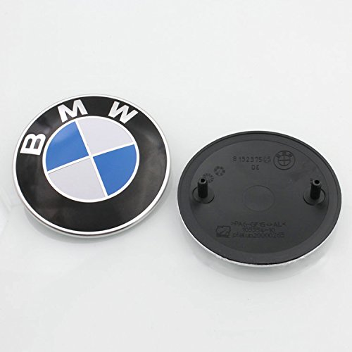 Bmw Emblems Emblem Logo Replacement For Hood Trunk 82mm
