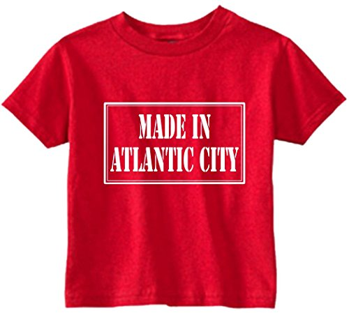 Funny Baby T-Shirt Size 2T (MADE IN ATLANTIC CITY) Toddler Tee - In Kids City Atlantic