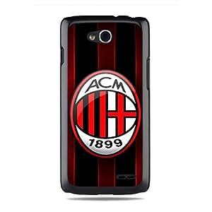 AC Milan Phope Funda,LG L90 Funda,Football Culb Phone Funda,Hard Plastic Phone Funda