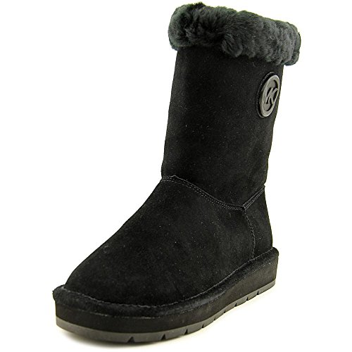 Michael Kors Black Winter Mid Boots Womens US 10 M