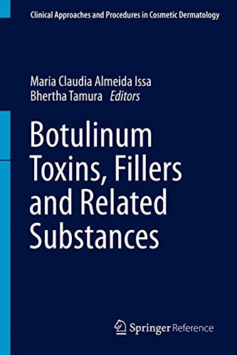 Botulinum Toxins, Fillers and Related Substances (Clinical Approaches and Procedures in Cosmetic Dermatology)