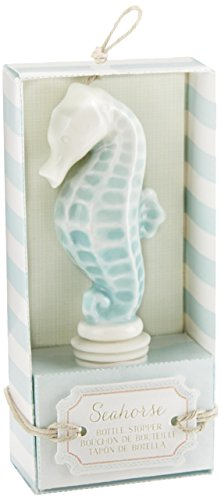 Aspen Breeze Seahorse Bottle Stopper product image