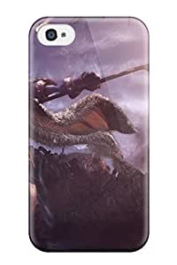 Lovers Gifts New Cute Funny Demigod_by_gas_powered_games Case Cover/ Iphone 4/4s Case Cover