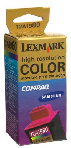 (Lexmark High Resolution Color Inkjet Cartridges - 2 pack)