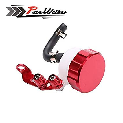 CUSODI | Levers, Ropes & Cables | Motorcycle Front Brake Fluid Reservoir Clutch Tank Oil